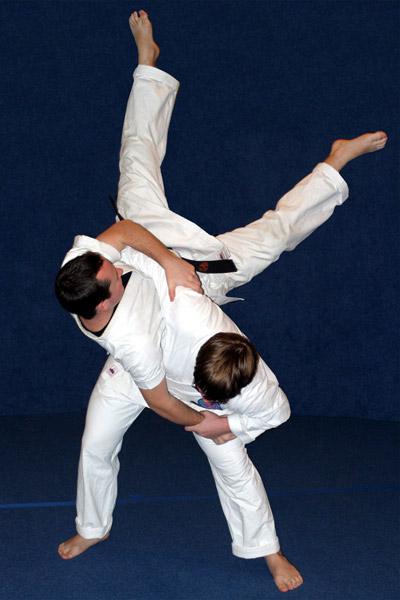 Jui-Jitsu Martial Arts
