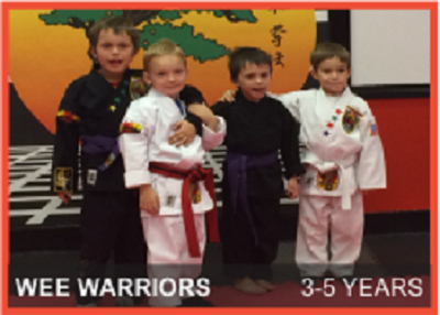 Little Kids Martial Arts